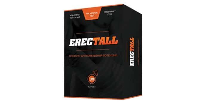 Nopirkt Erectall Latvijā