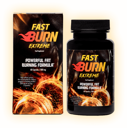 Buy Fast Burn Extreme in Europe