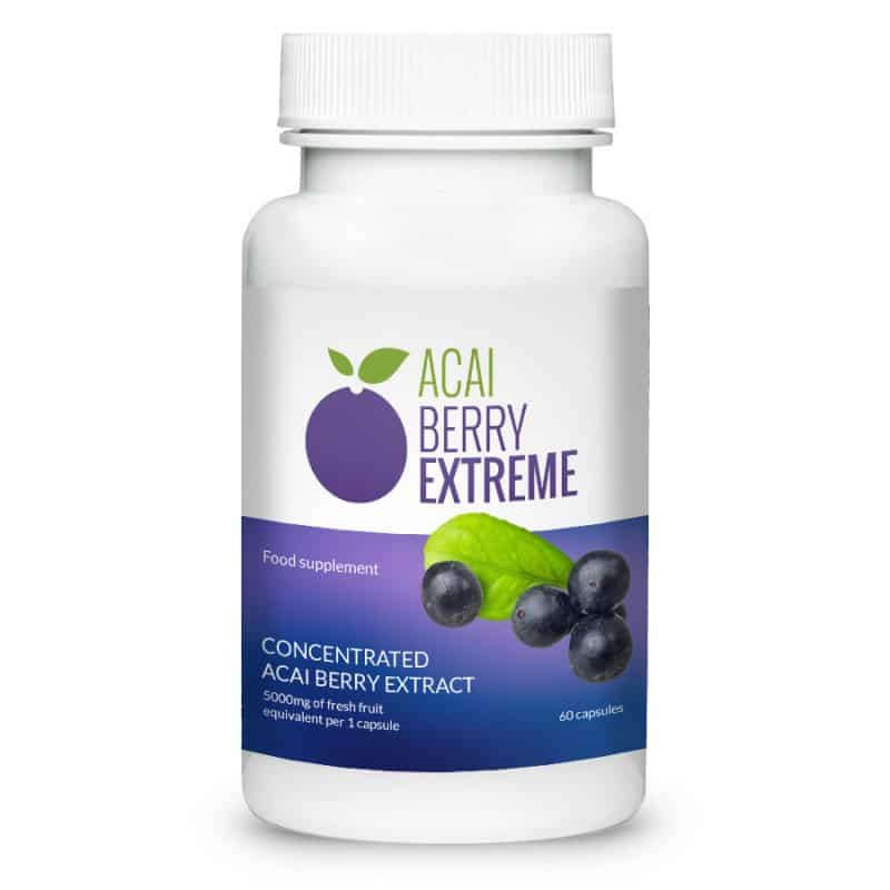 Buy Acai Berry Extreme in Europe