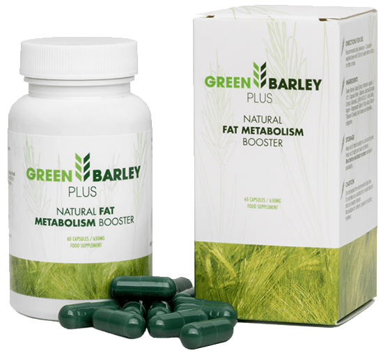 Buy Green Barley Plus in Europe