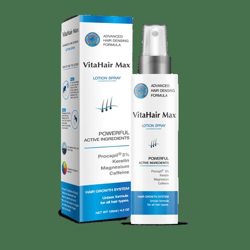Buy VitaHairMax in Europe