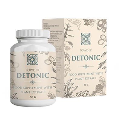 Buy Detonic in Europe