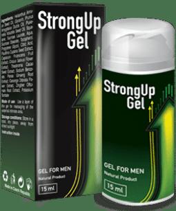 Kupite StrongUp Gel Hrvatska