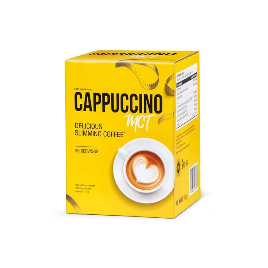 Buy Cappuccino MCT in Europe