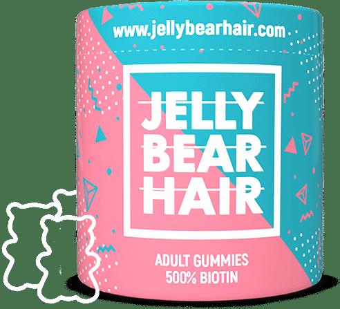 Nopirkt Jelly Bear Hair Latvijā