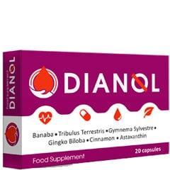 Koupit Dianol v České republice