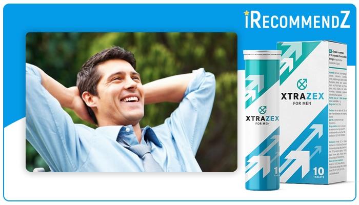 Xtrazex Ingredienti veri di Xtrazex - composizione