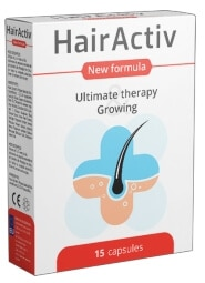 Nopirkt HairActiv Latvijā
