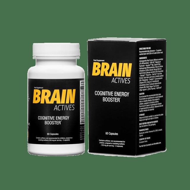 Comprar Brain Actives en España