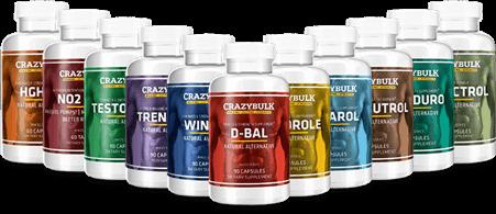 Comprar CrazyBulk en España