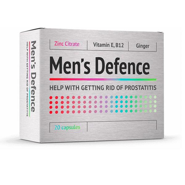 Comprar Mens Defence en España
